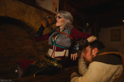 Just Look At This Amazing Witcher 3 Ciri Cosplay