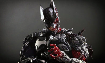 Square Enix's Batman/Two-Face Figure is Insanely Awesome