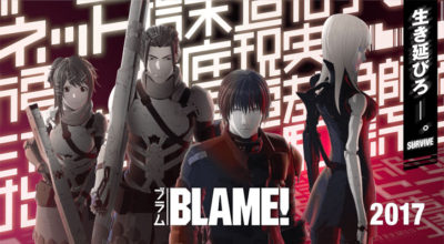 Netflix's Rising Dominance in Anime Streaming Exclusivity With Blame!