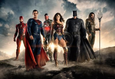 Justice League, Wonder Woman, Doctor Strange & More Trailers From SDCC 2016