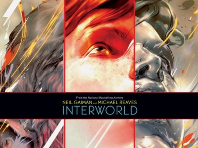 Neil Gaiman's Interworld is Being Adapted For TV, While American Gods Get First Trailer