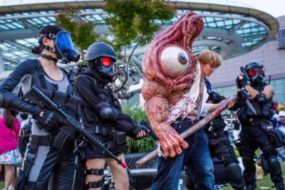 This Resident Evil 2 Cosplay is Just So Disgustingly Accurate