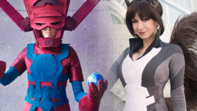 Marvel Comics Come Alive In These New Cosplay Variant Covers