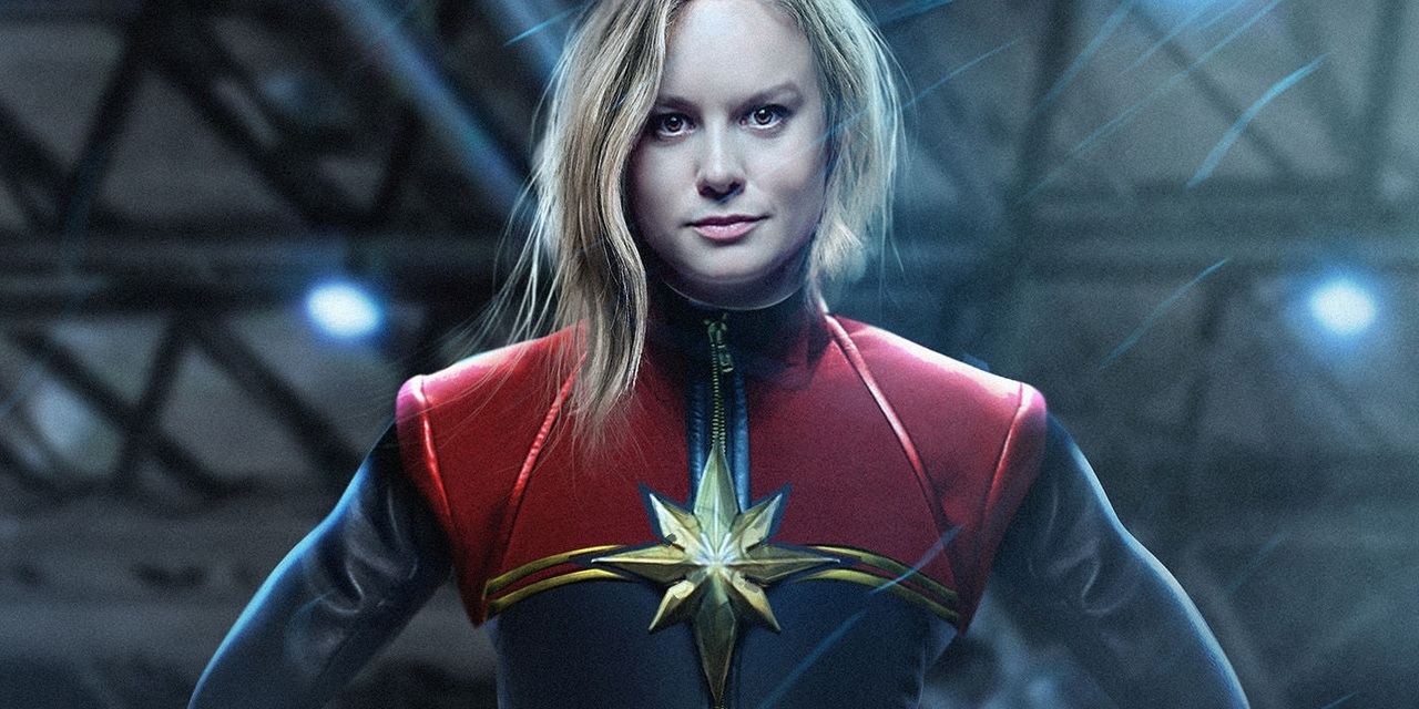 Captain Marvel X
