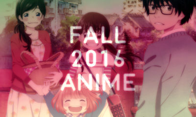 Heck, I Can't Wait To Watch These Anime Shows From Fall 2016