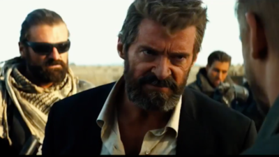 Hugh Jackman is An Old Man in The Trailer For Logan