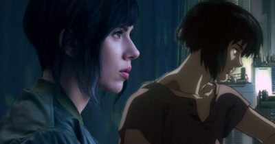 The First Ghost In The Shell Trailer Is Here & It's Like The Anime