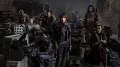 Rogue One is a Purely Satisfying Experience, A New Hope
