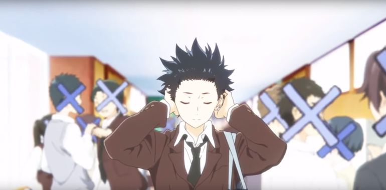 Anime Movies | A Silent Voice